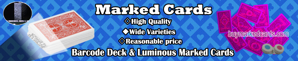 buy marked cards
