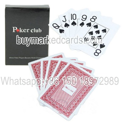 Copag Poker Club Marked Cards