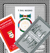 Dal Negro Piacentine marked poker cards