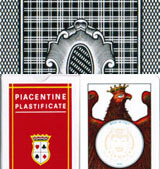 Dal Negro Piacentine marked cards