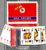 DAL NEGRO RAMINOSAN SIRO marked cards