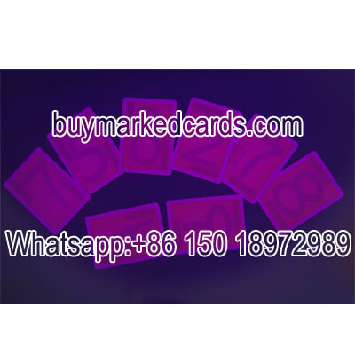Dal Negro Wide Size marked cards