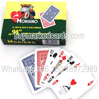 Modiano N98 Marked Cards