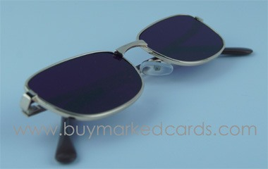 Glasses For Luminous Marked Cards