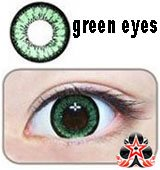 green eyes to see marked cards