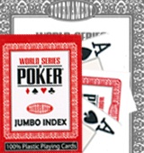 Modiano WSOP Juice marked cards