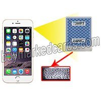iPhone 6 playing cards scanner