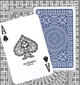 Modiano Club Bridge marked playing cards