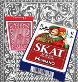 best tricks with a Modiano Skat marked deck