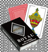 Royal No.1 magic marked playing cards