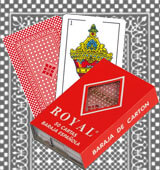 Royal no12 marked playing cards
