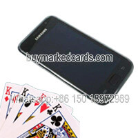 Samsung normal poker card exchanger