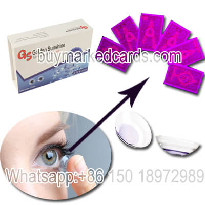 X Ray Contact Lenses